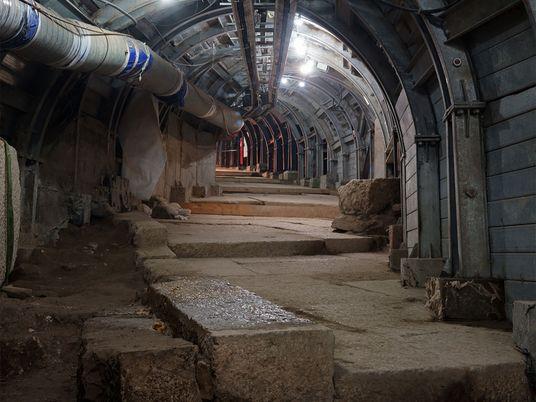 Jerusalém: Descoberta Estrada Construída por Vilão da Bíblia