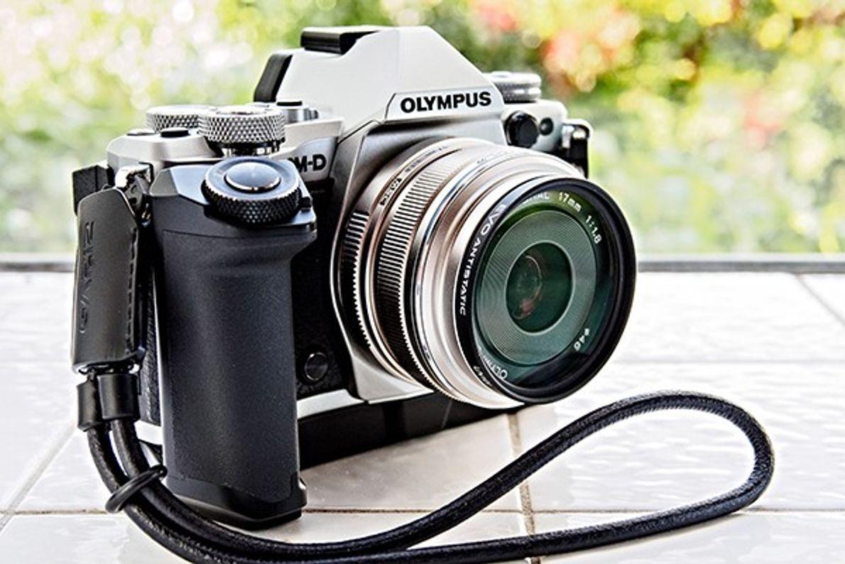 Fotografia da Olympus OM-D E-M5 Mark II