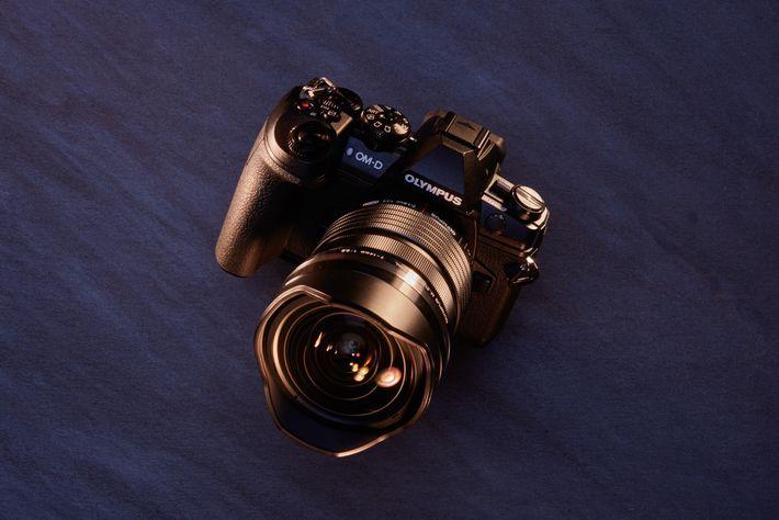 Melhor para: Fotografia de vida selvagem. A proteção contra intempéries ao estilo profissional da Olympus OM-D ...