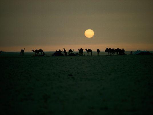 Fotografias vintage dos nossos arquivos mostram as vidas de nómadas pelo mundo inteiro