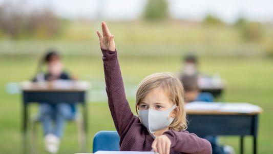 Aulas ao ar livre podem ser benéficas para as crianças