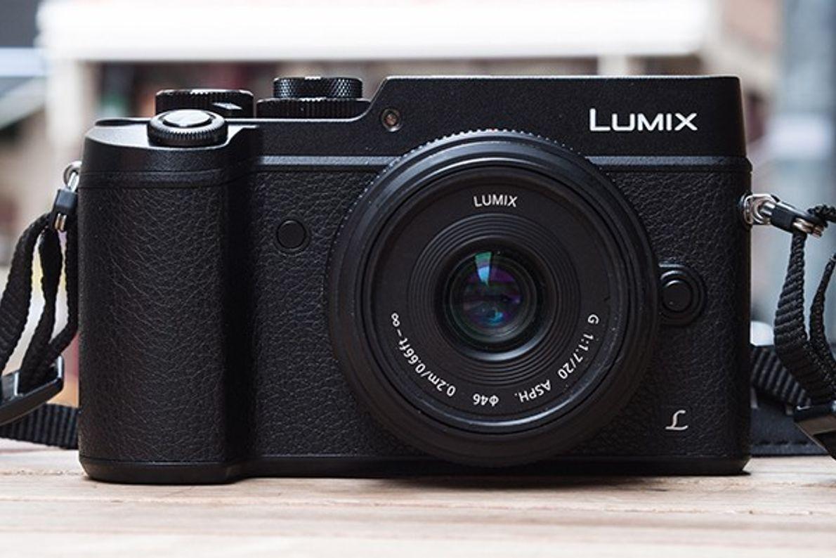 Fotografia da Panasonic Lumix GMC GH8