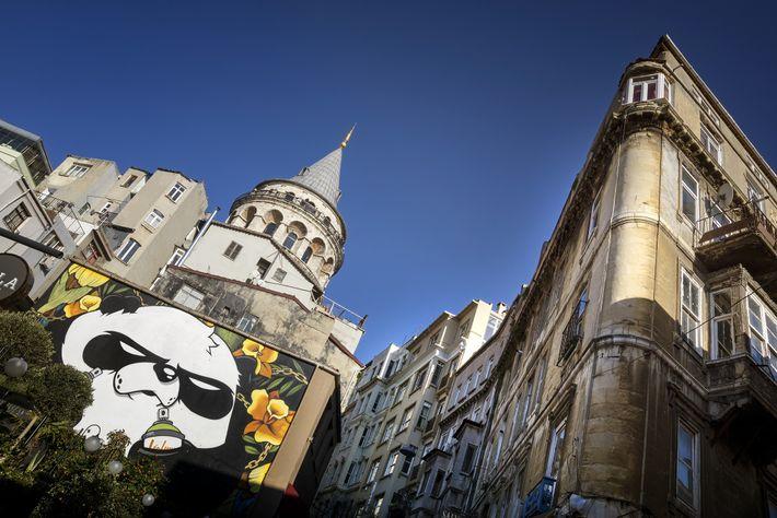 Sete cidades onde se pode deslumbrar com a arte urbana