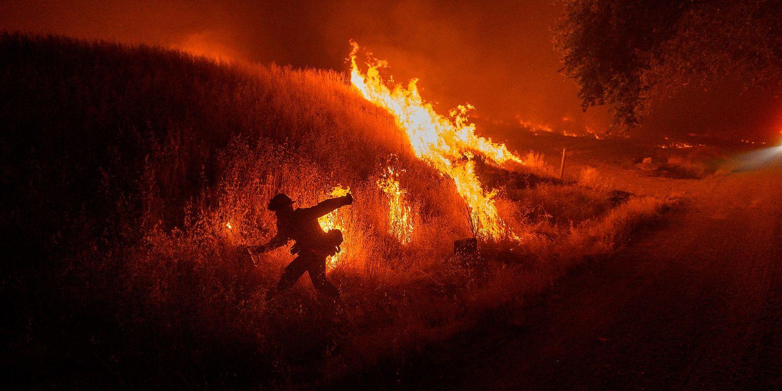 COVID-19 Piora Época de Incêndios Já de Si Complicada