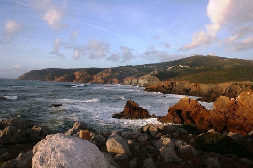 Praia do Abano, Parque Natural de Sintra-Cascais