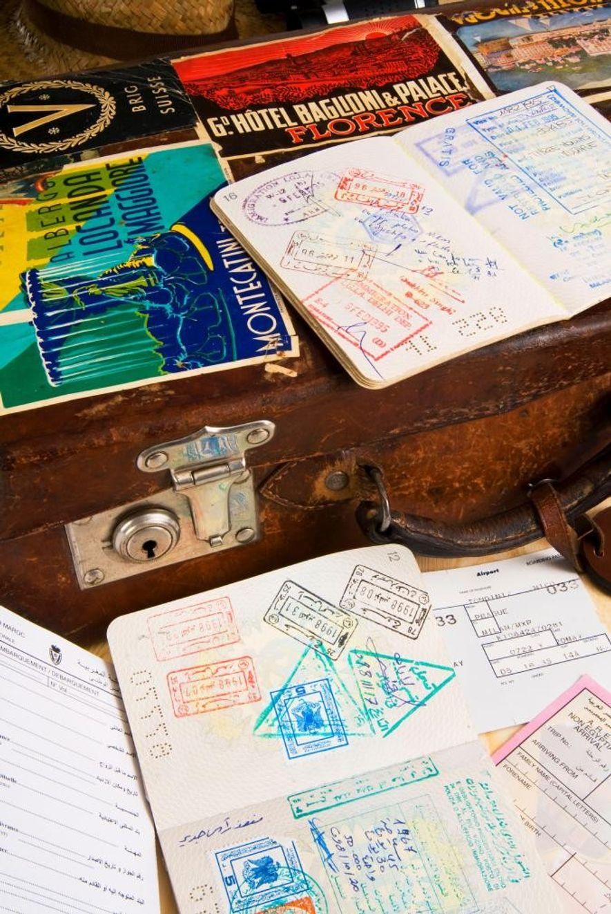 Os inevitáveis requisitos dos nossos passaportes só foram uniformizados depois da Primeira Guerra Mundial.