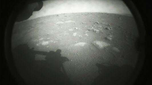 Sucesso! A sonda Preserverance da NASA aterrou em Marte.