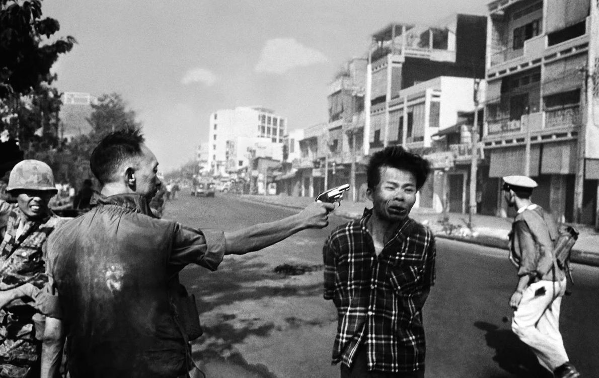 """Saigon Execution"" - Eddie Adams, 1968"
