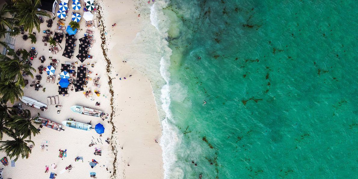 PLAYA DEL CARMEN, MÉXICO Razões para ir: As estâncias à beira-mar de excelência, ao longo da Riviera ...