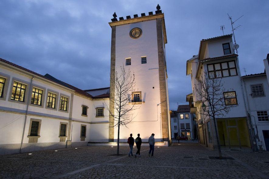Sé Velha de Bragança.