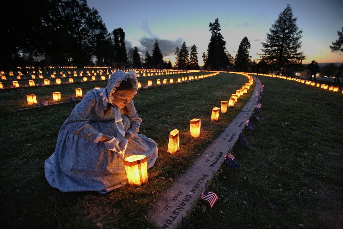 Recordar Gettysburg