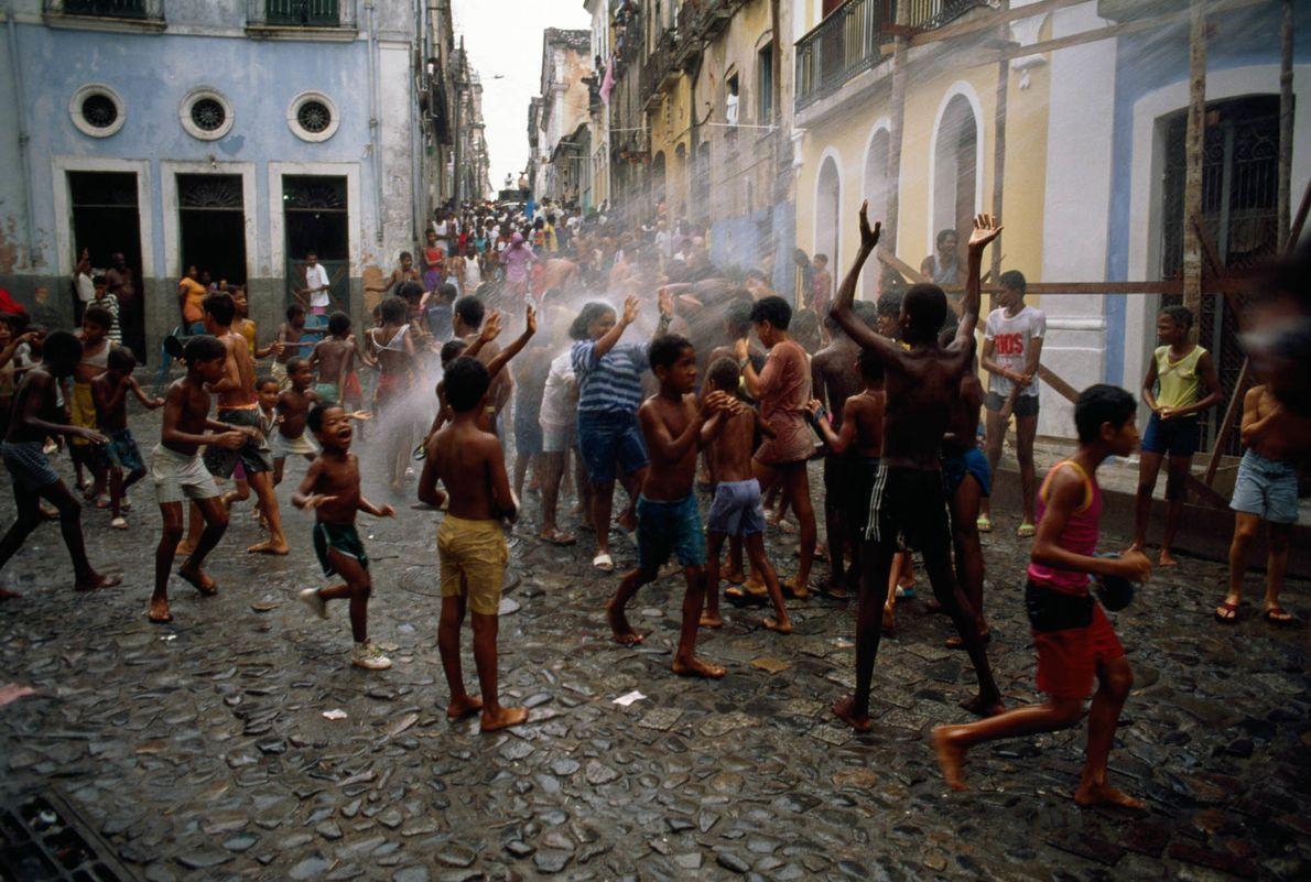 Chapinhar em Salvador