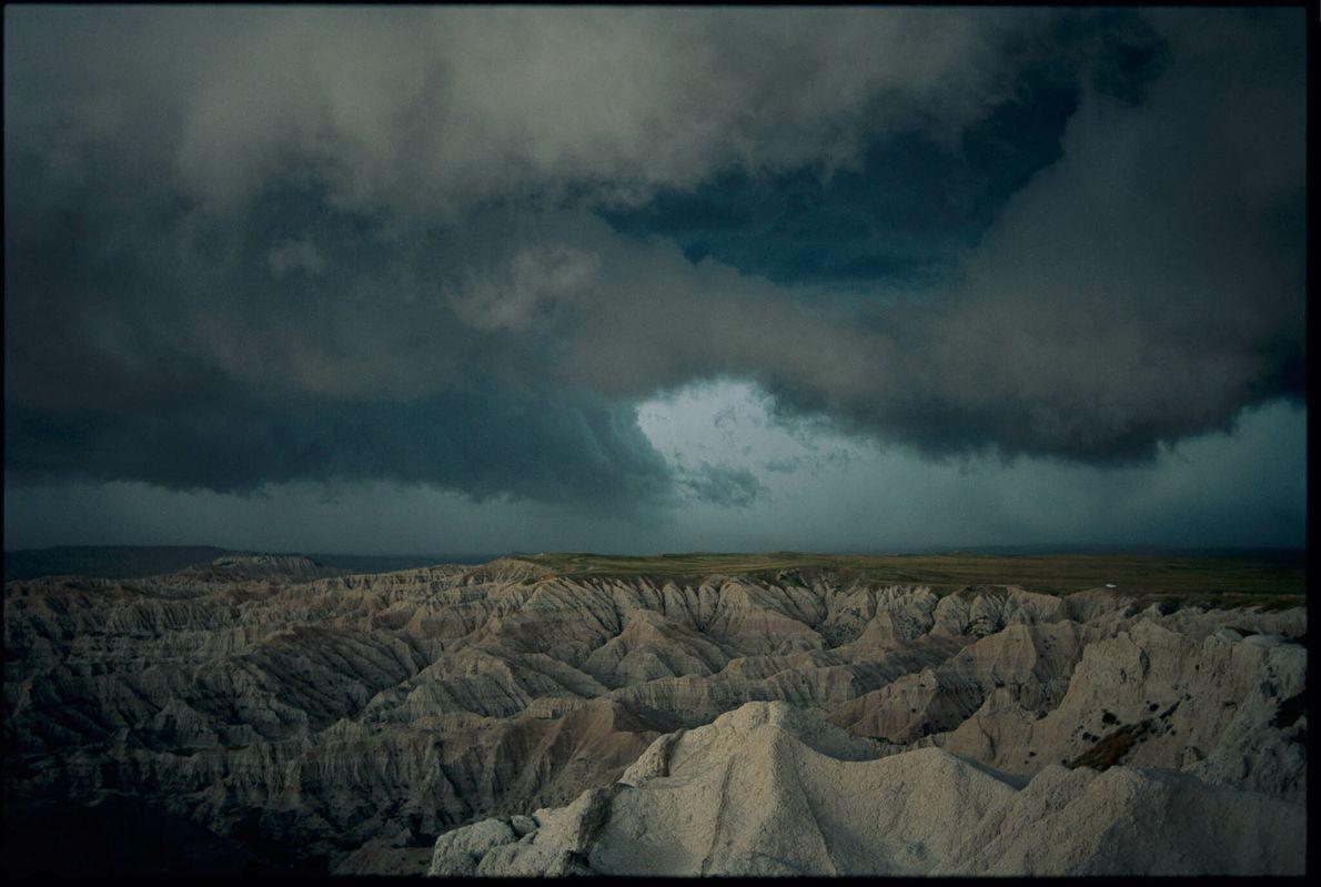 Tempestade de Badlands