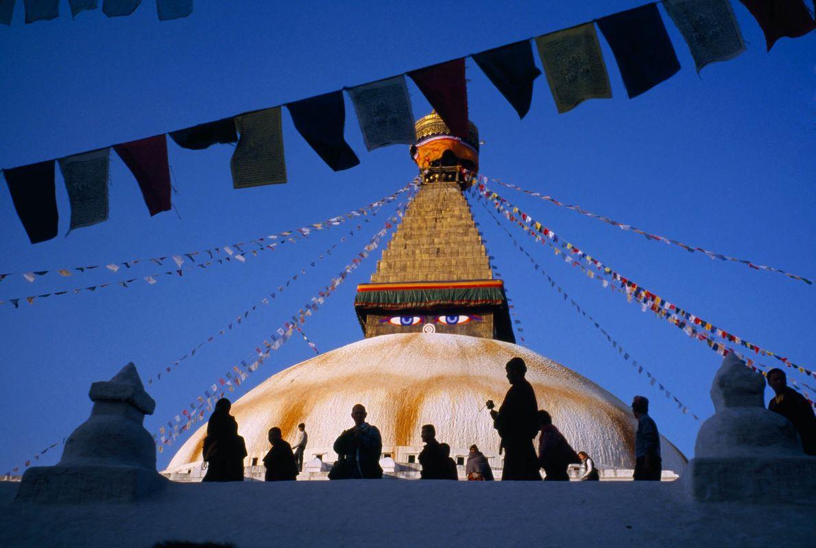 Peregrinação a Katmandu