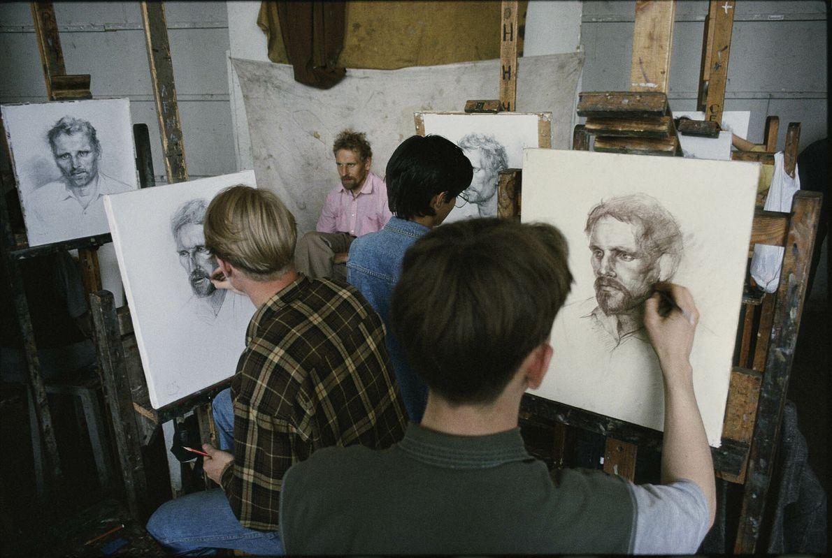 Retratos Premiados