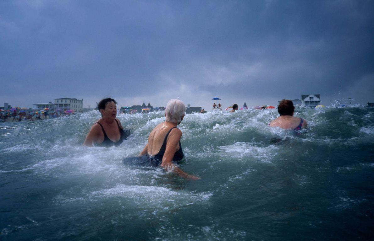 Nadar na Tempestade