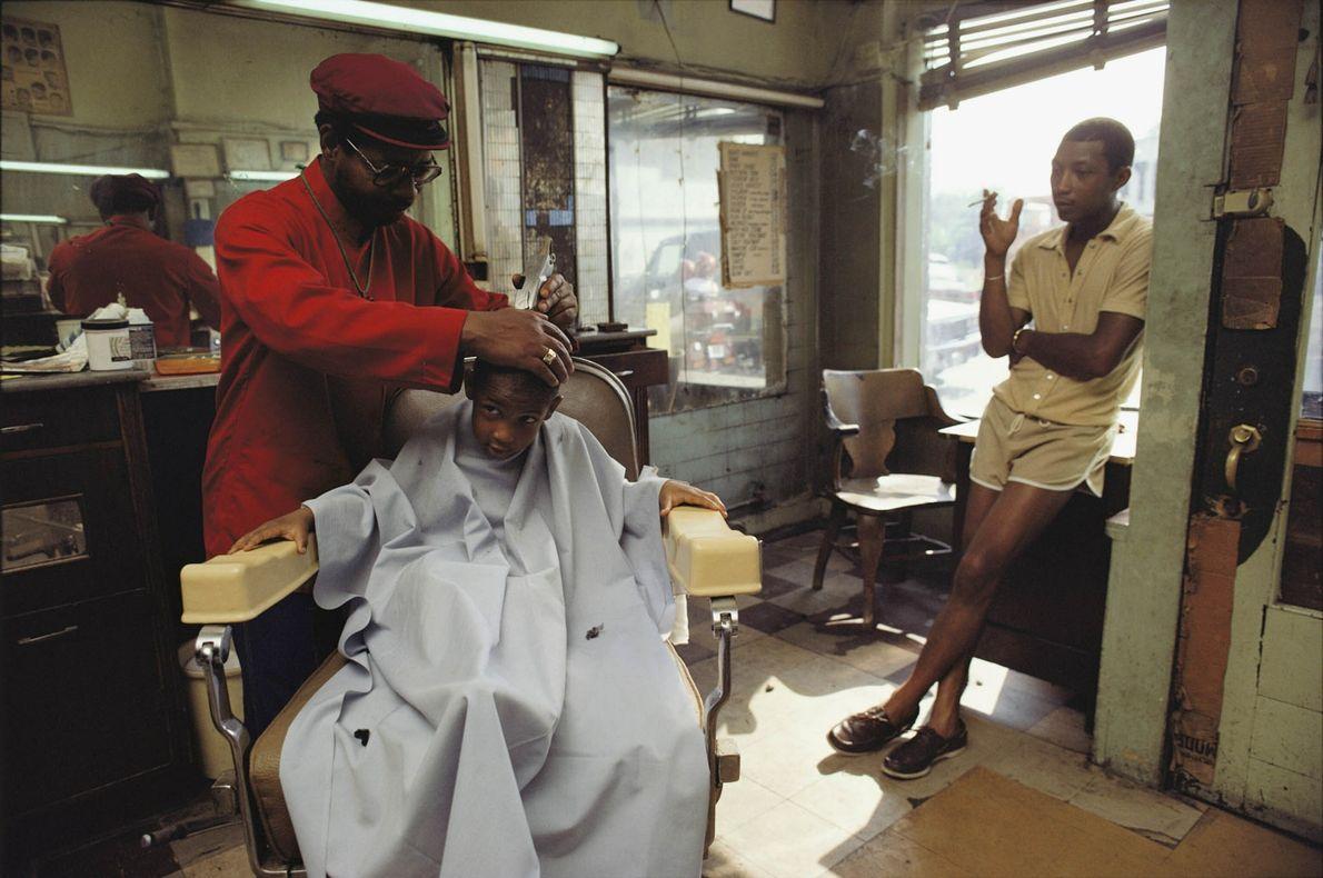 Barbearia de Norfolk