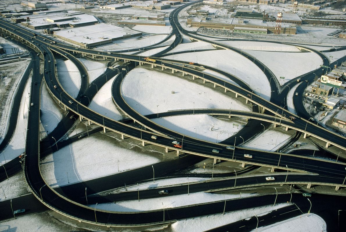 Estradas de Inverno