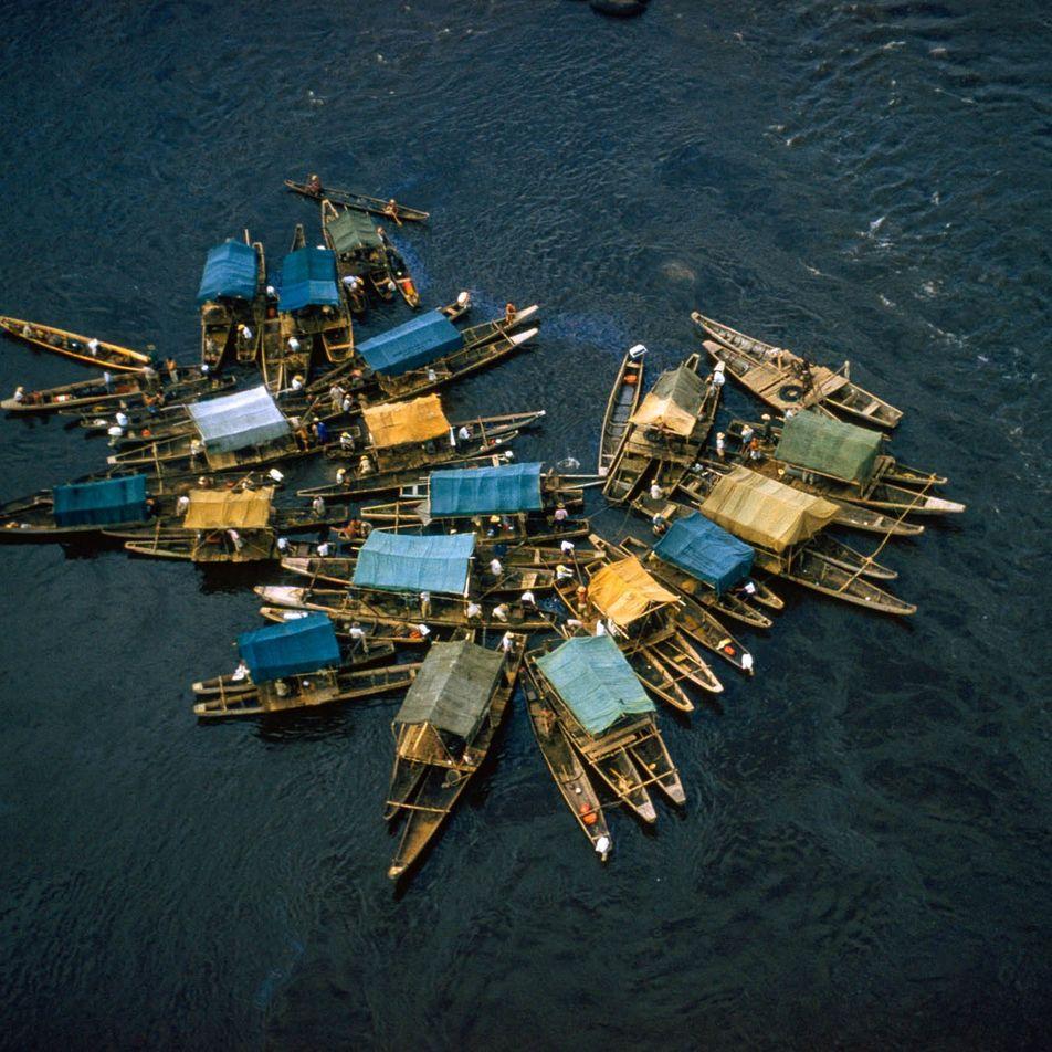 30 Fotografias Espantosas Encontradas nos Arquivos da National Geographic