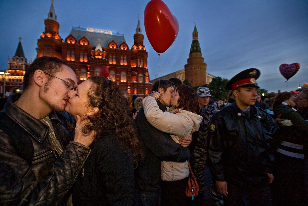 Romance em Moscovo