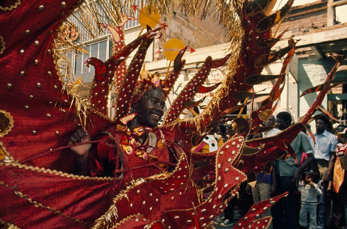 Celebrações de Carnaval
