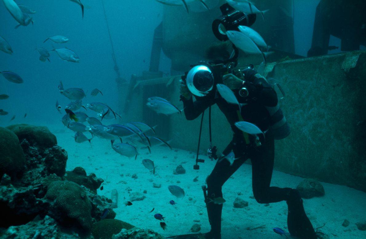 Fotografia subaquática