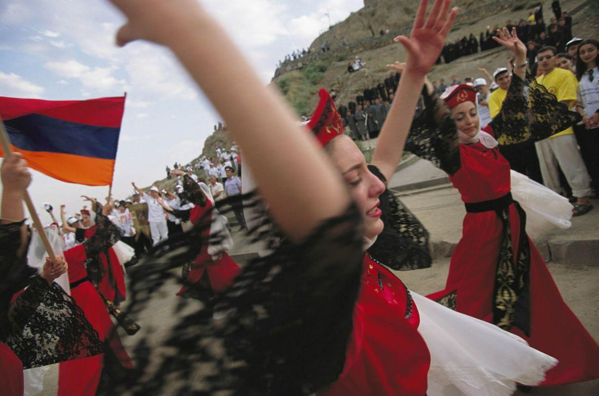 Celebração Arménia