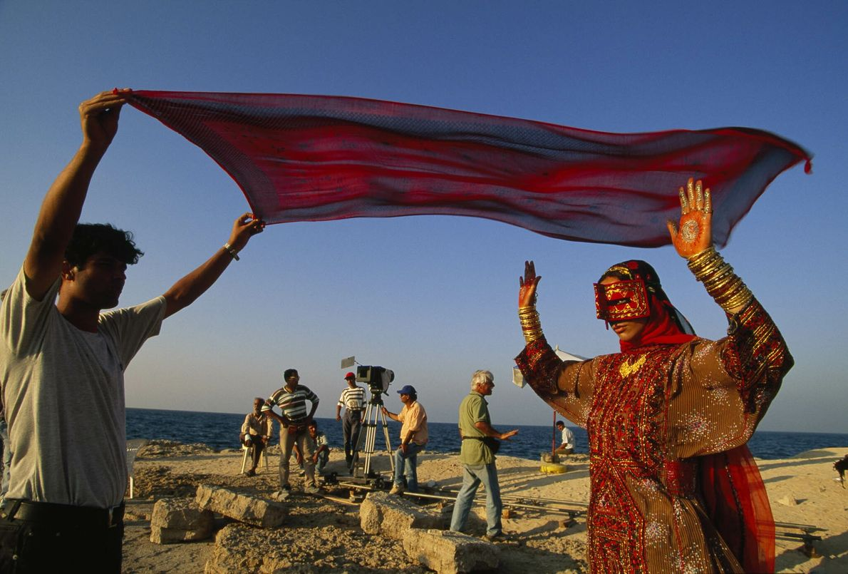 Filmagens no Irão