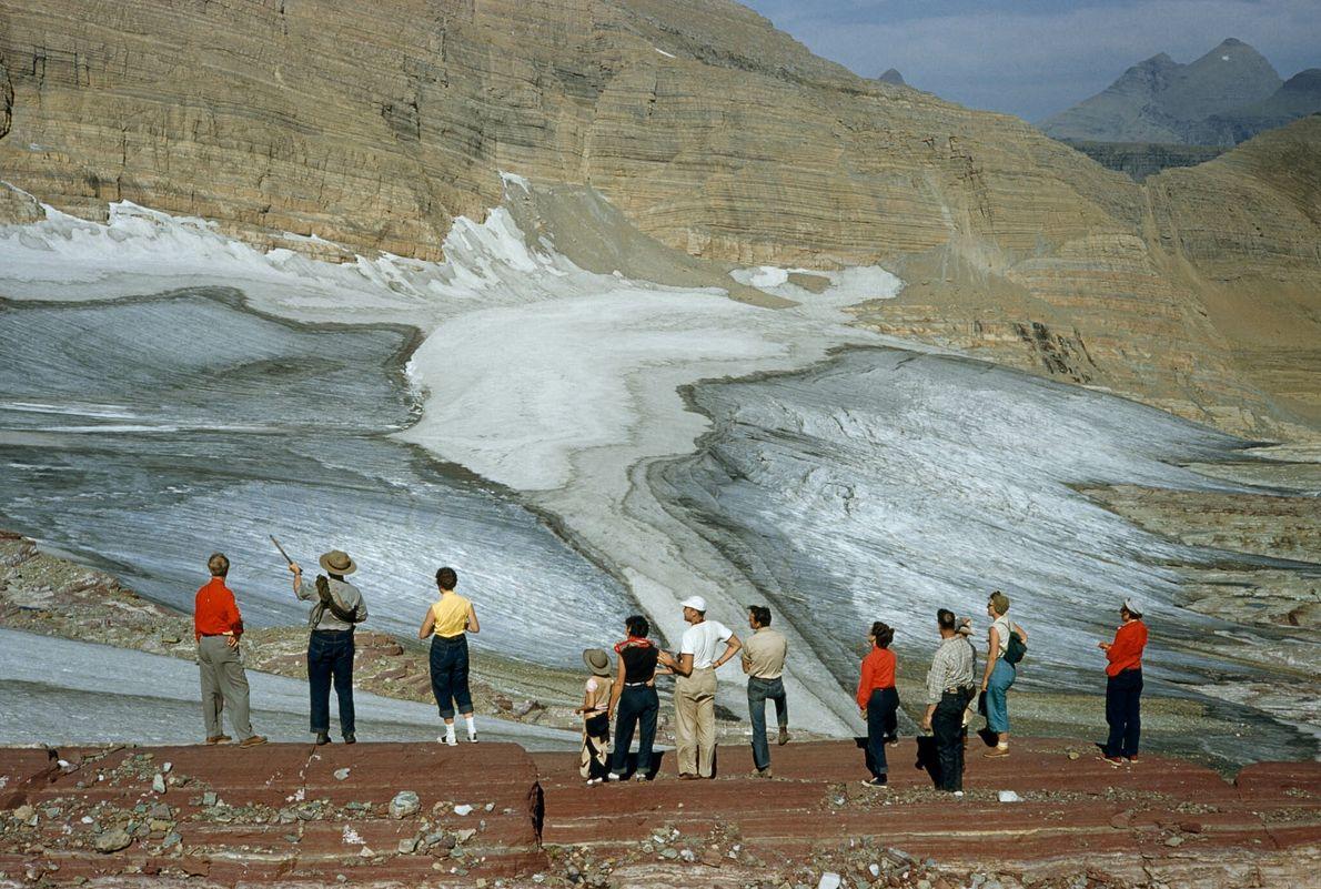 Apreciar Glaciares