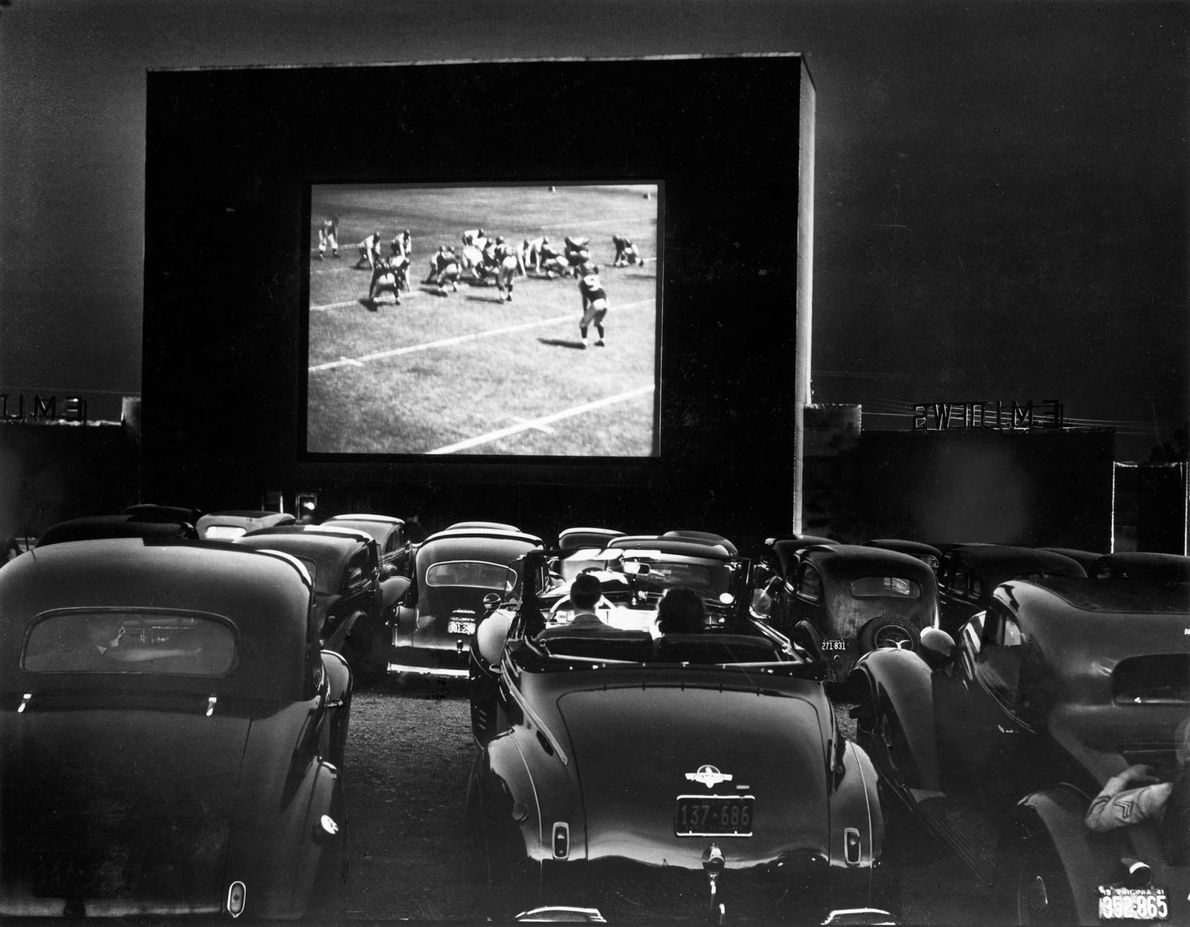 As Maravilhas do Drive-In