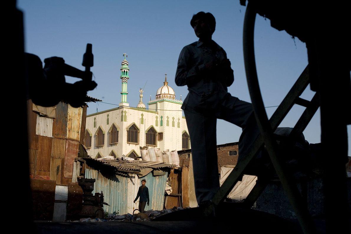 Mesquita de Mumbai