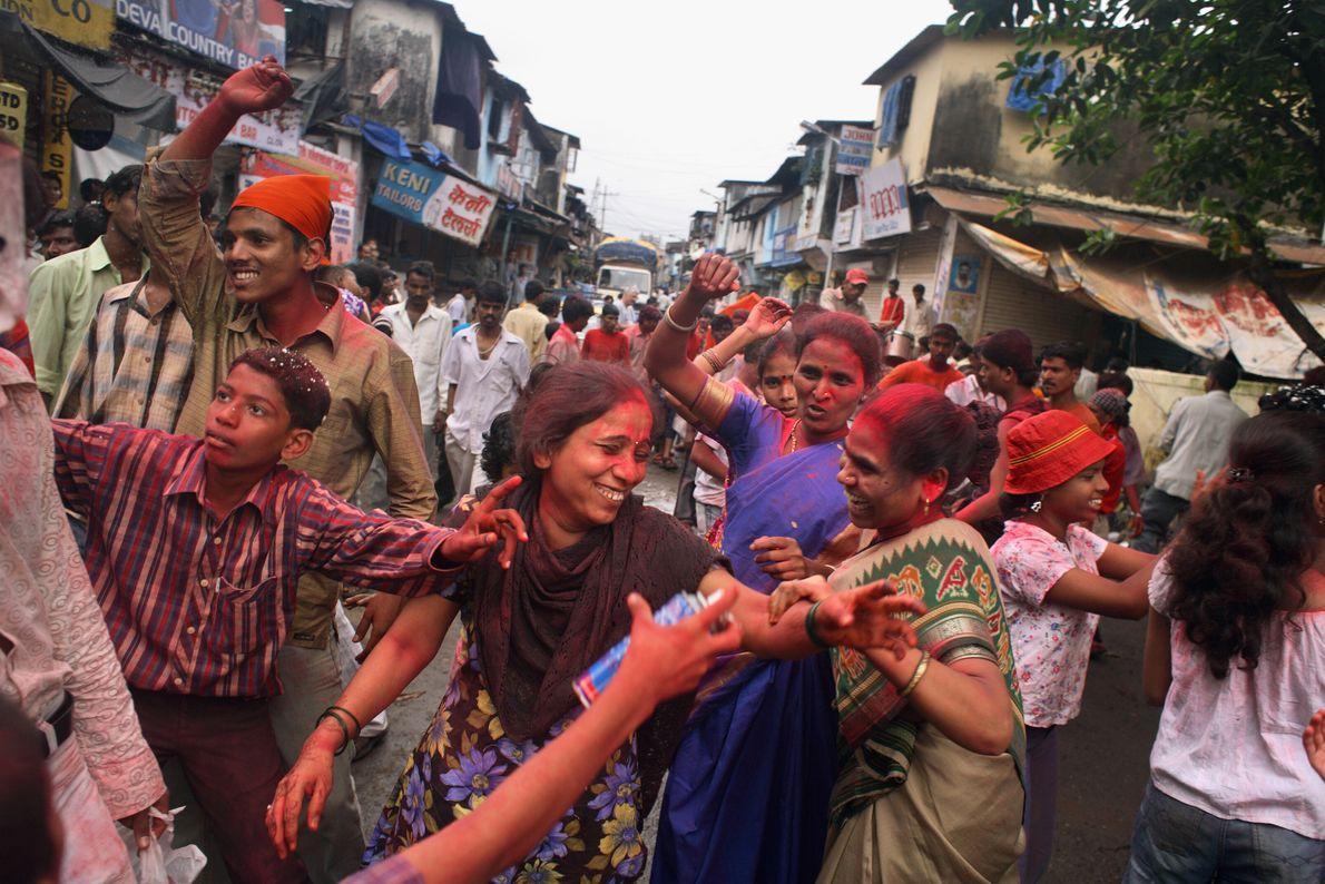 Dançar em Dharavi