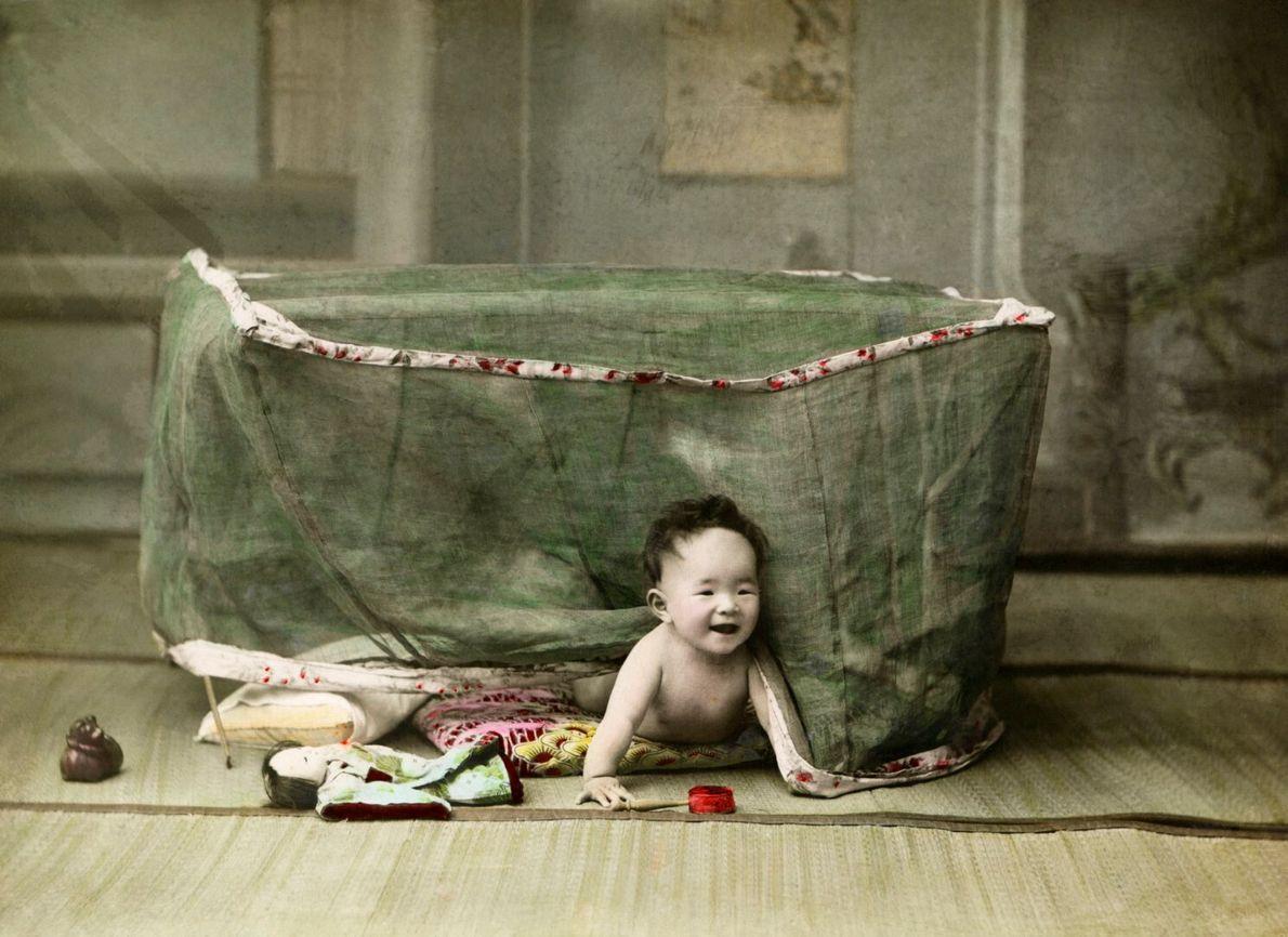 Berçário japonês
