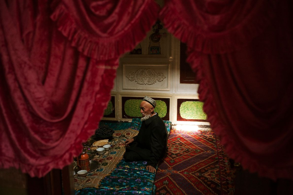 Eid em Kashgar
