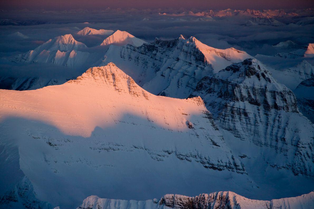 Nascer do Sol no Montana
