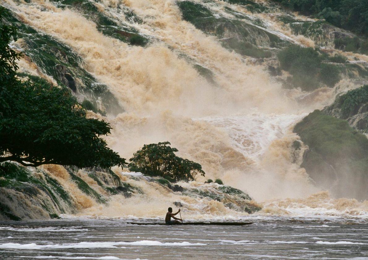 Kongou Falls