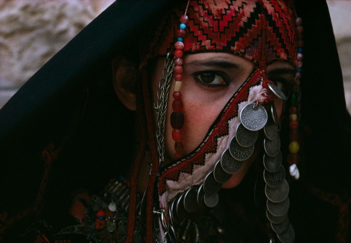 Vestido palestiniano