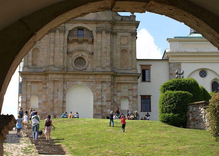 mosteiro de Święty Krzyż