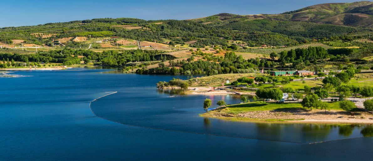 Praia Fluvial da Fraga da Pegada, Macedo de Cavaleiros
