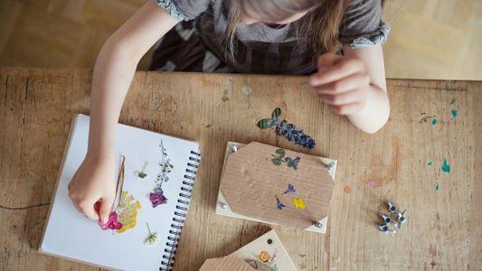 'Flower Power': Combinar Ciência e Arte Para Colocar as Crianças a Explorar