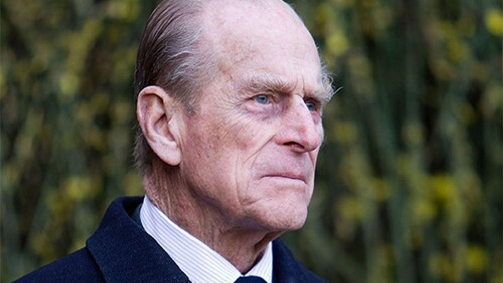 O príncipe Philip, duque de Edimburgo, morreu no dia 9 de abril de 2021 aos 99 ...