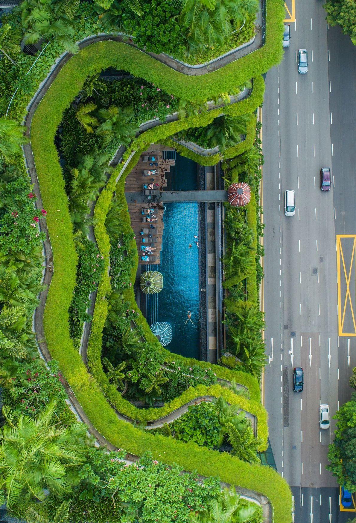 HOTEL PARK ROYAL, SINGAPURA