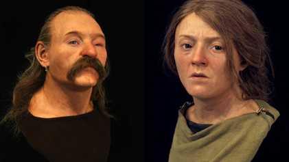 Reconstruções Faciais Revelam 40.000 Anos de Ancestralidade Inglesa
