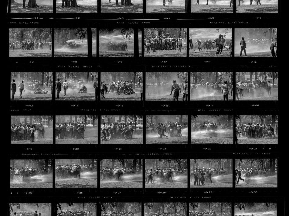 Como Vão Terminar os Protestos nos EUA? A História Diz-nos que Depende da Resposta do Governo.