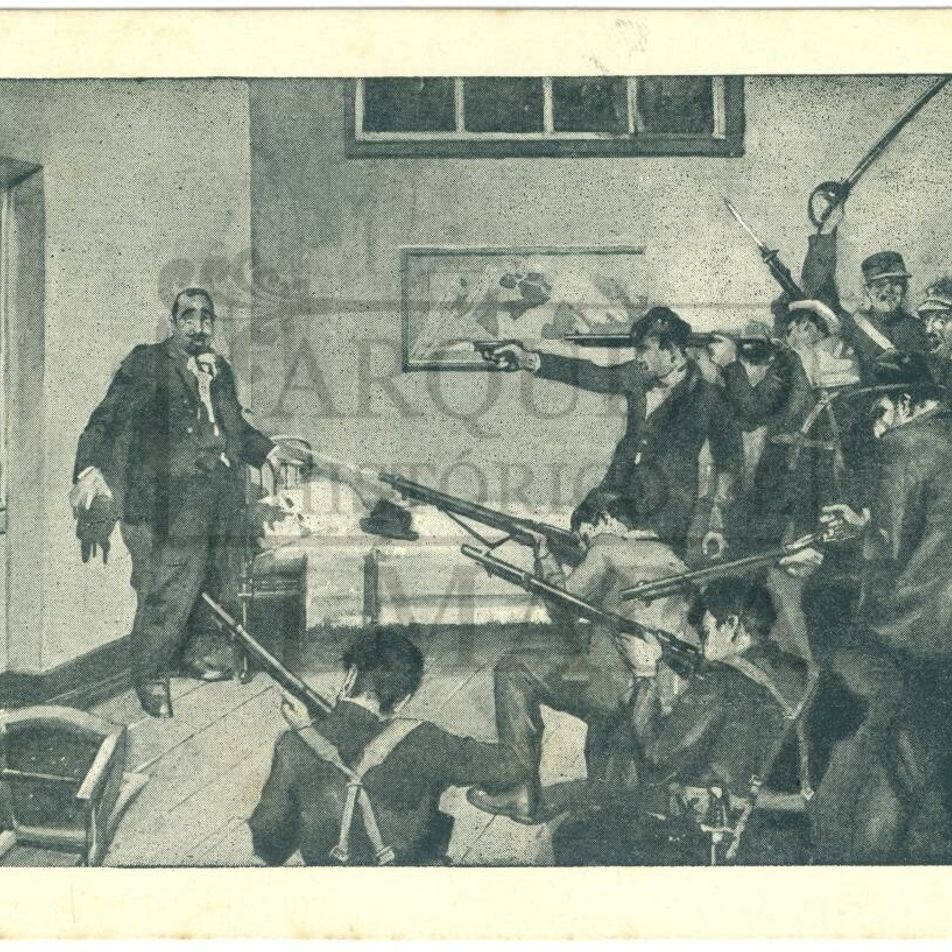"""A """"Noite Sangrenta"""": o que aconteceu em Portugal no ano de 1921"""