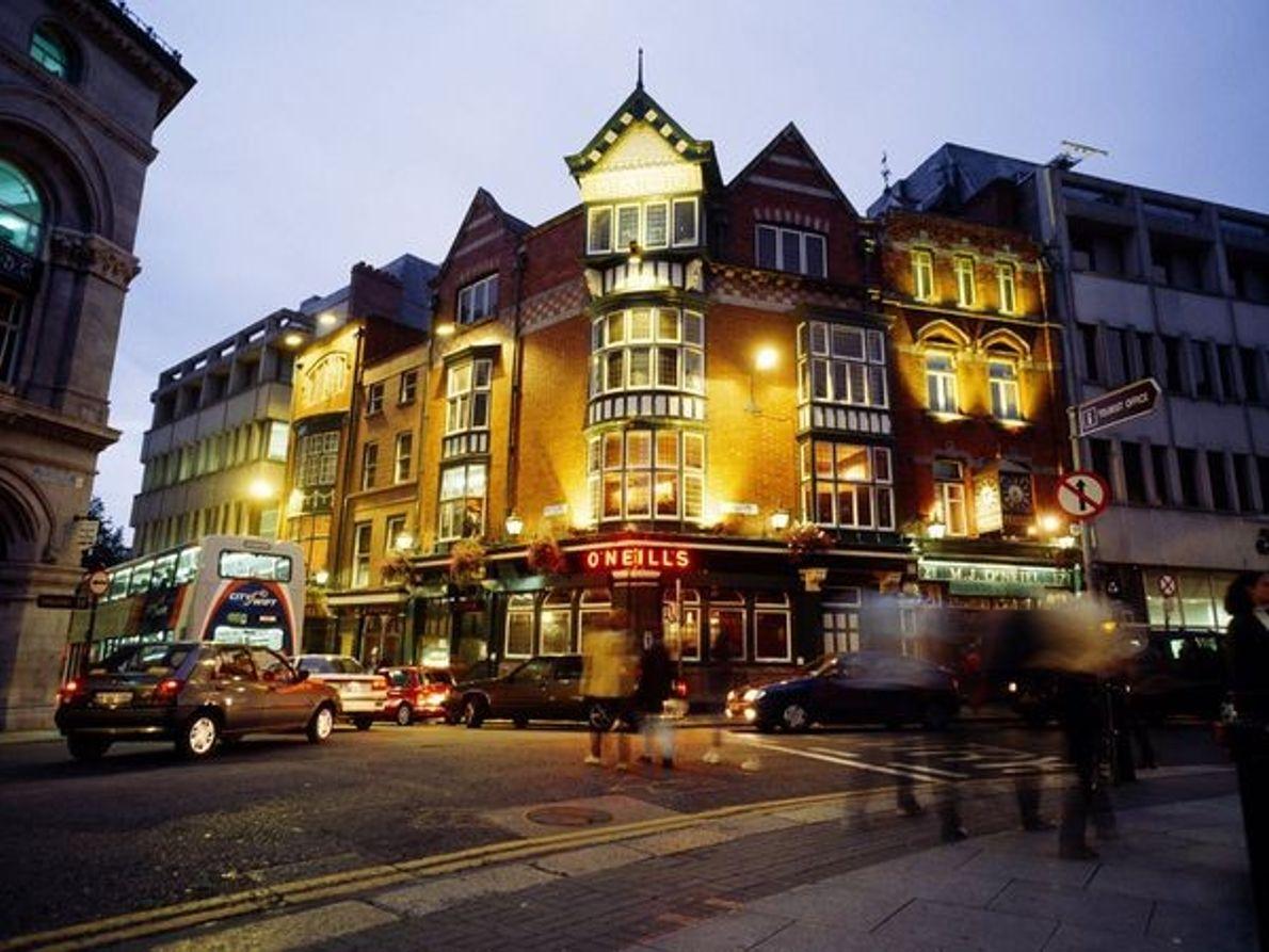 Pubs de Dublin