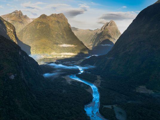 Pedaço de antigo supercontinente descoberto sob a Nova Zelândia