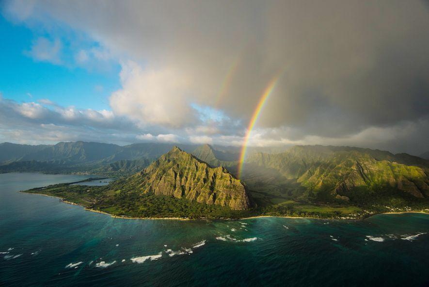 Encontre o Paraíso em Oahu