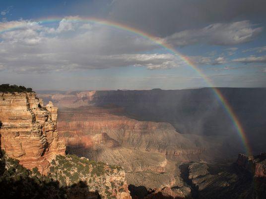 24 Imagens Maravilhosas de Arco-Íris de Todo o Mundo