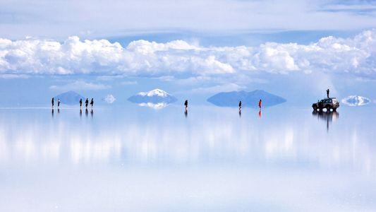 Estas Planícies de Sal são das Mais Deslumbrantes Paisagens da Terra
